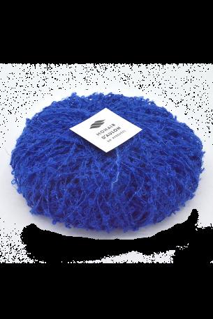 Fil Bouclette - Bleu de France
