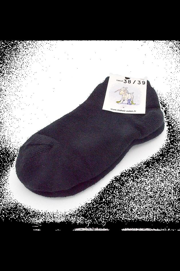 Socquettes Bouclette - Noir