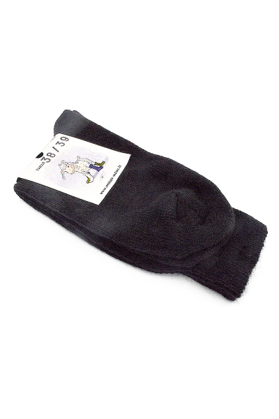 Chaussettes Jersey - Noir
